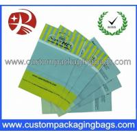 Clear Printed OPP Custom Packaging Bags With Header Self-adhesive Material