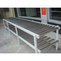 Wholesale Galvanized Carbon Steel Roller Transfer Conveyor , Material Handling Conveyor from china suppliers