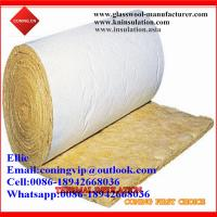 Wholesale Glass wool with vinyl faced on one side from china suppliers