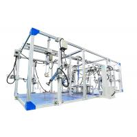 Buy cheap Touch Screen Universal Chair Static / Cyclic Testing Equipment , Furniture Testing Machines from wholesalers