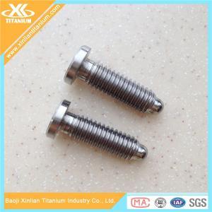 Hot Selling China Gr5 Titanium CNC Machined Parts