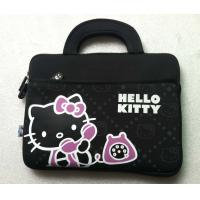 Wholesale 14 inch hello kitty neoprene laptop tote bag with handle from china suppliers