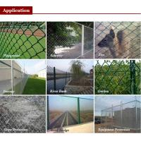 Construction Chain Link Fence, Chain Link Fence Top Barbed ...