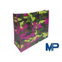 China Personalized Recycling non woven Eco Friendly Shopping Bags Silk Screen Full Printing wholesale
