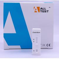 Buy cheap Infectious disease testing Clostridium difficile GDH Rapid Test Cassette from wholesalers