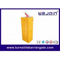 Wholesale Economic Parking Barrier Gate System / Manual Release Electronic Boom Barrier Security from china suppliers