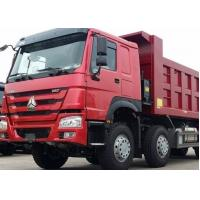 Wholesale Big Loading Weight SINOTRUK HOWO 31Tons 8x4 336HP Dump Truck from china suppliers