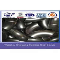Wholesale 90°, 180°Stainless Steel Elbows ASTM A403 309S For Flange , Hot-pressed , Long Radius from china suppliers