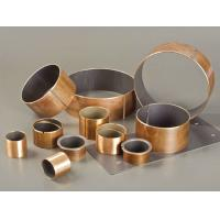 Wholesale Bronze Backed PTFE Plain Bearing from china suppliers