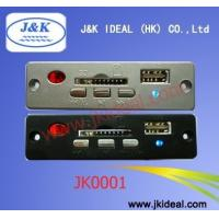 Wholesale JK0001 3keys audio USB SD MP3 decoder board from china suppliers