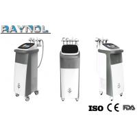 4 Handpieces Multifunction Ultrasonic Liposuction Cavitation Slimming Machine For Cellulite Removal
