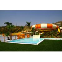 Raft ride water park slides for adults children - Commercial swimming pool water slides ...