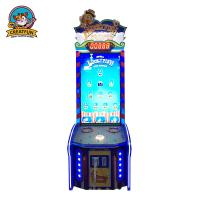 Buy cheap Vertical Coin Operated Game Machine With Large Display Screen 110V/220V from wholesalers
