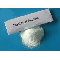Buy cheap Cutting Steroid Powder Clostebol Acetate / 4-Chlorotestosterone Acetate Dosage from wholesalers