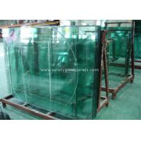 Buy cheap Doors Coated Tempered Safety Glass Decorative Curved Toughened Glass from wholesalers