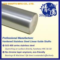 China transmission round bar stainless steel linear round bar HRC56-58 similar to mirror roughness 0.05 on sale