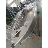 Wholesale High Performance Aluminum Fishing Boats 1.9M Width Aluminum River Boats from china suppliers