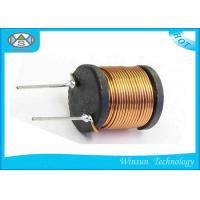 Wholesale Auto Mounting Wire Wound Power Inductor For Switching Power , Diameter 8mm Height 10mm from china suppliers
