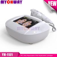 Wholesale HiFU Face Lifting High Intensity Focus Ultrasound Skin Rejuvenation 1.5 / 3 / 4.5 Cartridges  Firmning Beauty Equipment from china suppliers