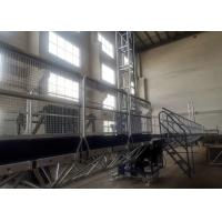 Wholesale Building Cleaning Mast Climbing Work Platform Building Construction Equipment from china suppliers