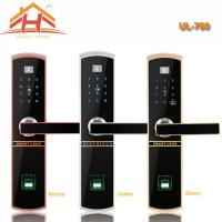 Wholesale Touch Keypad Fingerprint Door Lock IC Card Access Control And Remote Controller from china suppliers