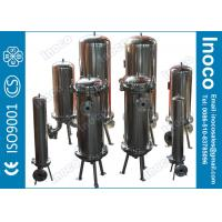 Wholesale BOCIN SS 304 / SS 316 Industrial Cartridge Filters Dust Collector For Air Filtration CE from china suppliers