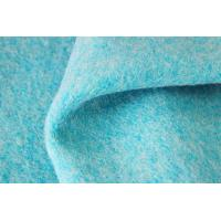 Anti - Static Textile Hard Wearing Acrylic Wool Fabric Eco - Friendly Feature