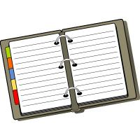 Wholesale A5 page a day diaries from china suppliers