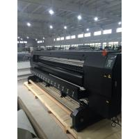 Wholesale 3.2m Eco solvent printer with double epson dx5 print head from china suppliers
