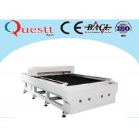 Buy cheap Metal Laser Engraving Machine Water Cooling , High Speed Co2 Laser Etching Machine from wholesalers
