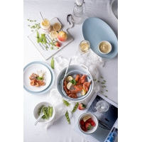 Wholesale SGS Food Safety 31.5cm Ceramic Tableware Set from china suppliers