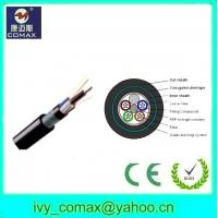 Wholesale Stranded Non-metallic Armored and Double Sheath optical fiber cable from china suppliers