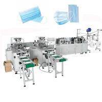 Wholesale Pattern Welding Disposable Earloop Mask Producing Machine Automatic Civil Grade Ear Loop Welding from china suppliers