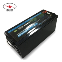Wholesale Polymer BMS IP65 12V 300Ah Lithium Ion LiFePo4 Battery from china suppliers