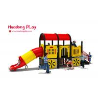 Wholesale Nontoxic Plastic Outdoor Playset Traditional Car Shape CAD Instruction from china suppliers