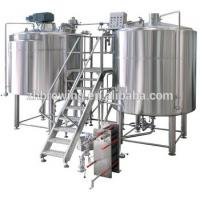 China 3000 Liters Stainless Steel Large Brewery Plant Industrial Beer Machine on sale