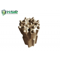 Wholesale for quarry stone drilling Hydraulic drill rigs components T45 T51 Retractable Drill Bit thread button bit from china suppliers