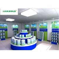 Acrylic Emulsion Water Based Interior Paint For Building Coating ROHS / SGS  / ISO