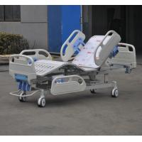 China Luxury Manual Hospital Bed , Multifunction Intensive Care Bed With CPR wholesale