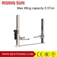 auto repair used double cylinder 2 column car lifts for sale ce of