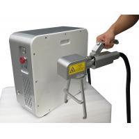 Buy cheap 30w Metal Surface Industrial Laser Cleaning Machine 1.3mJ Pulse Energy from wholesalers
