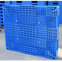 Wholesale Stackable HDPE Plastic Pallets Heavy Duty Plastic Storage Pallets Color Customized from china suppliers