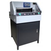 Wholesale 490mm Electric Program - Control Paper Cutting Machine Automatic Clamping  E490R from china suppliers