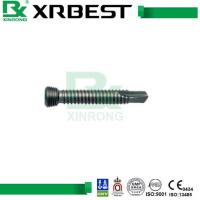 China Full Threaded 3.5 Cortical Screw , Self Drilling Locking Ortho Bone Screw wholesale