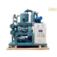 Wholesale High Vacuum Transformer Oil Filtration System Model ZYD-100(6000LPH) from china suppliers