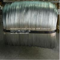 Wholesale 3.15mm  galvanized  steel wire for armoured cable from china suppliers