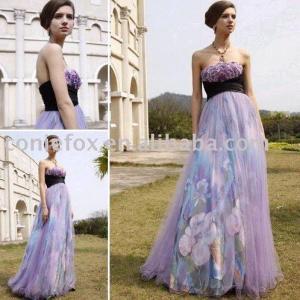 Wholesale elegant empire celebrity cocktail gowns,  hotsale empire celebrity party gowns from china suppliers