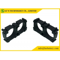 Wholesale ABS PC Plastic Battery Cell Holder For 18650 Battery Spacers 21700 from china suppliers