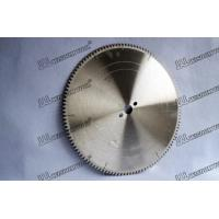 Wholesale Aluminum cutting blade 450-30-4.0-120U metal cutting blade for aluminum from china suppliers