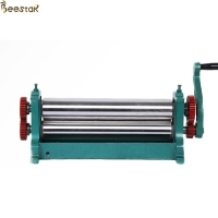 Wholesale Manual Beeswax Sheet Making Machine Tablet Press Machine For Beeswax Sheet from china suppliers